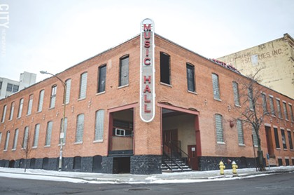 Funk 'N Waffles to open in former Water Street Music Hall