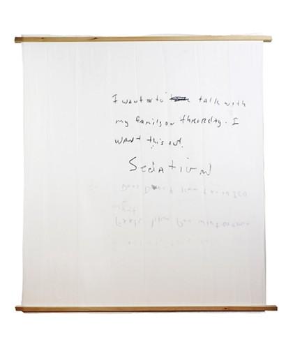 "ART | Jordan Seefried's ""Curtains"""