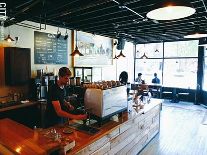 Teen mentorship at the core of New City Café