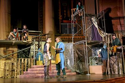Theater review: WallByrd's 'Macbeth'