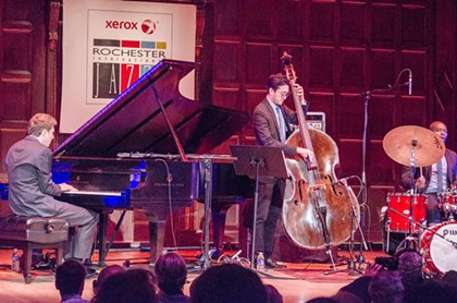 Benny Green Trio -- Jazz Fest 2015