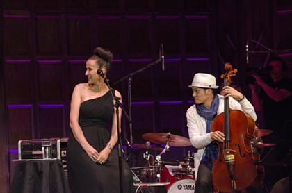 Tessa Souter -- Jazz Fest 2015