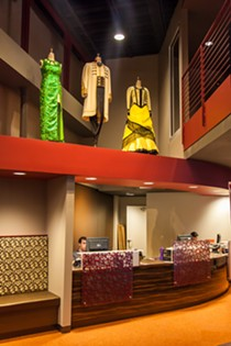 Renovated Geva Theatre Center opens