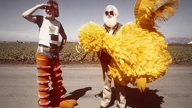 "A scene from ""I Am Big Bird: The Caroll Spinney Story."""