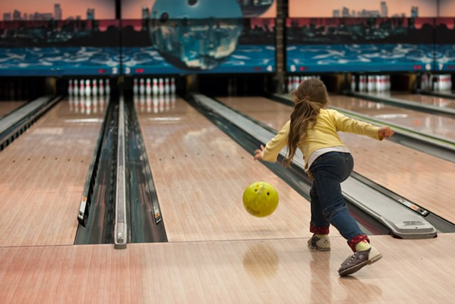 New York bowling alleys are set to reopen Monday.