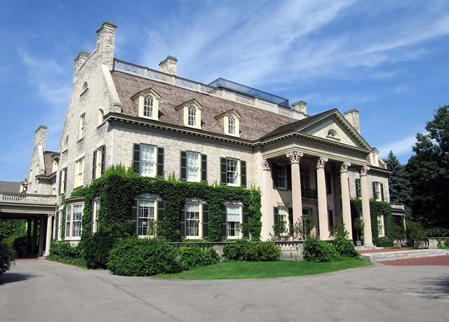 The George Eastman Museum.