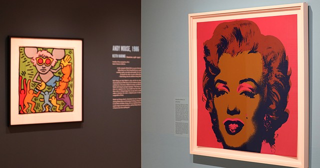 """""""Season of Warhol"""" is on display at Rochester's Memorial Art Gallery through March."""