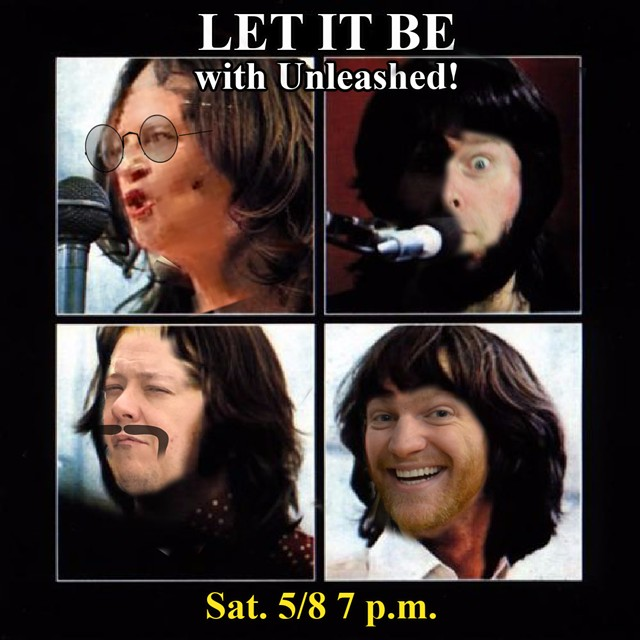 Let It Be with Unleashed! Improv