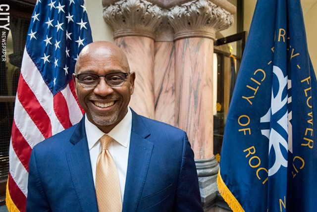 """Cedric Alexander said of Rochester in 2018: """"I have an opportunity to be in a city that I know has the spirit to evolve into something truly, truly great."""""""