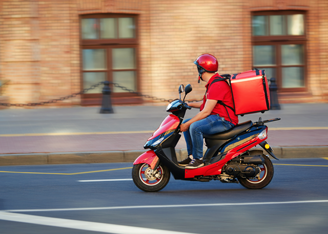 Restaurants complain that food delivery services like Grubhub and DoorDash sometimes list their menus without their consent.