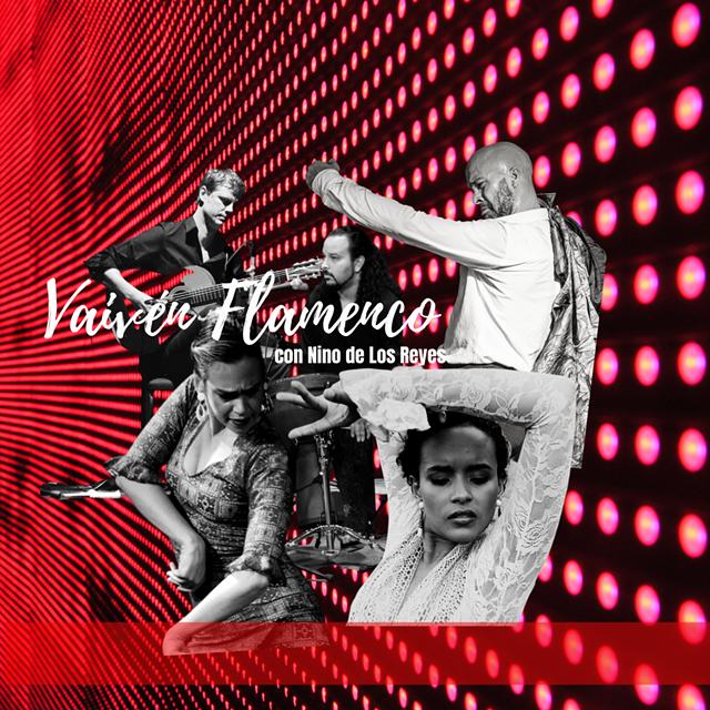 Vaivén Flamenco ¡LIVE@MAG!