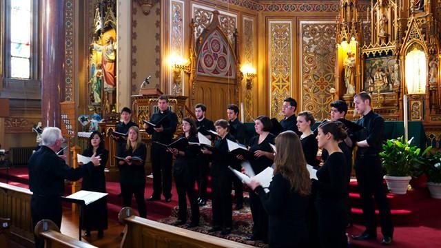 Voices choir