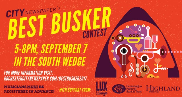 SPECIAL EVENT: Best Busker Contest in the South Wedge | Choice