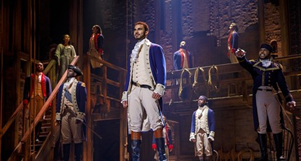 Theater review: 'Hamilton'