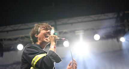 Joywave closes out Rochester Fringe Festival in a big-decibel way
