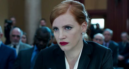 "Film review: ""Miss Sloane"""