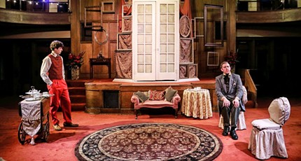 Theater review: WallByrd's 'The Importance of Being Earnest'