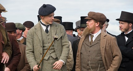 """FILM REVIEW: """"Tommy's Honour"""""""