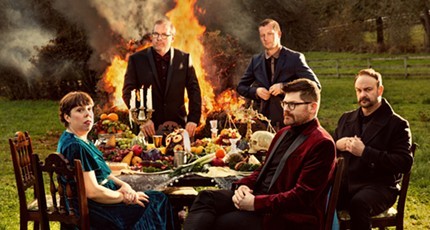 The Decemberists find new waters