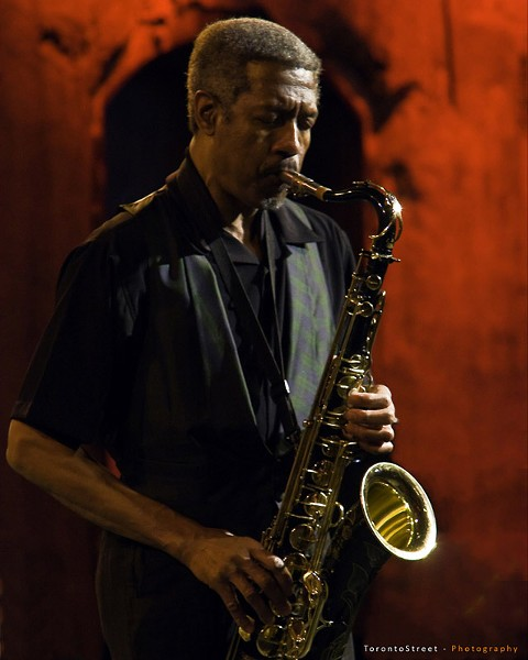 Saxophonist Billy Harper has played with legends like  Louis Armstrong, Art Blakey, and Max Roach. On Friday, April 12, Harper will join the Eastman Jazz Lab Band. - PHOTO BY JIM DAWSON