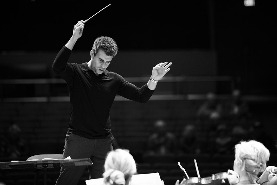 RPO Music Director Ward Stare has long been an advocate for innovative programming of new music. - PHOTO PROVIDED