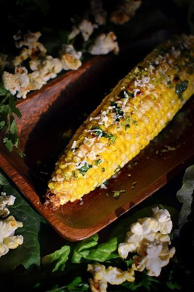 Nilbog Green Corn on the Cob - PHOTO BY MATT DETURCK