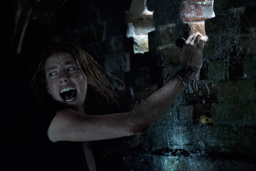 Crawl - PHOTO COURTESY PARAMOUNT PICTURES