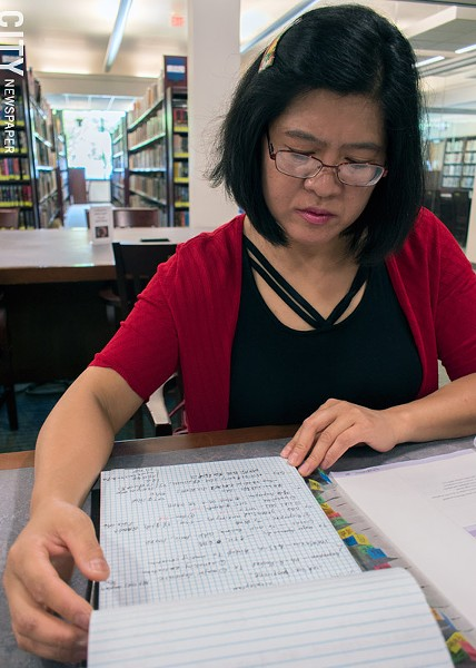 Dali Yang had been a doctor in China and is determined to be one in Rochester. But like many other foreign-educated physicians, she faces seemingly insurmountable barriers to becoming certified. - PHOTO BY RENÉE HEININGER