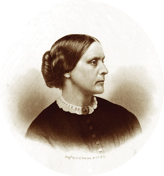 Susan B. Anthony - IMAGE PROVIDED