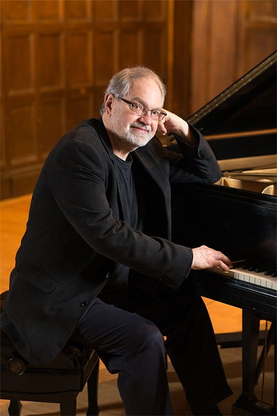 Over the course of his career, pianist  Harold Danko has played with such jazz legends as Chet Baker, Gerry Mulligan, and Woody Herman. - PHOTO PROVIDED