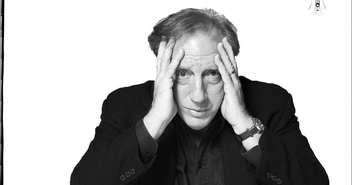 """Alan Zweibel, who has written for """"Saturday Night Live""""  and """"Curb Your Enthusiasm,"""" will give a virtual author talk  via JCC Rochester on May 21. - PHOTO PROVIDED"""