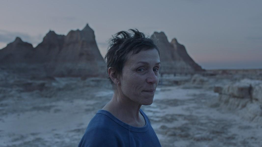"""Frances McDormand in """"Nomadland."""" - PHOTO PROVIDED"""