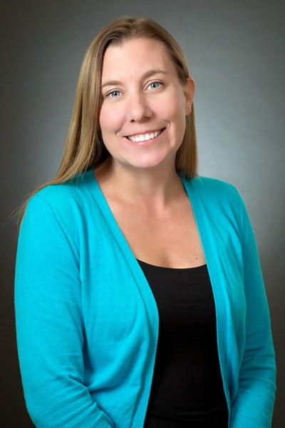 Robin Dodson, a research scientist at the Silent Spring Institute and the lead investigator in a study to determine whether other home hazards are addressed when homeowners repair their properties to address the presence of lead paint. - PHOTO PROVIDED
