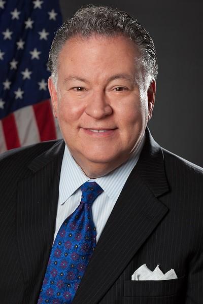 Monroe County Legislature President Joe Carbone - FILE PHOTO