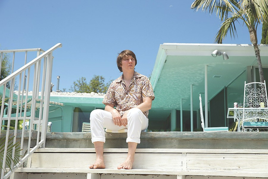 "Paul Dano as Brian Wilson in ""Love & Mercy."" - PHOTO COURTESY ROADSIDE ATTRACTIONS"