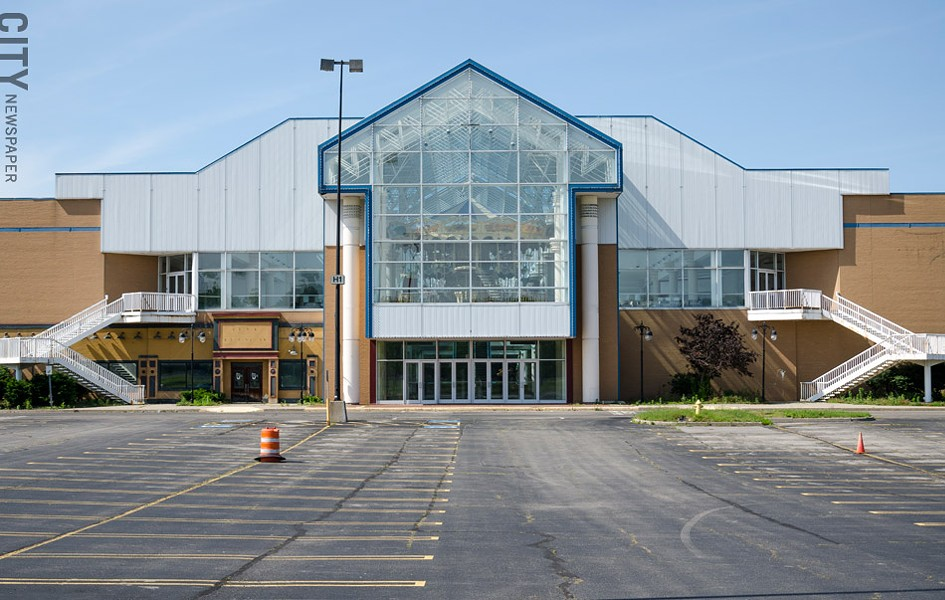 A team of developers will announce their plans for Medley Centre in Irondequoit during a press conference on Tuesday. - FILE PHOTO