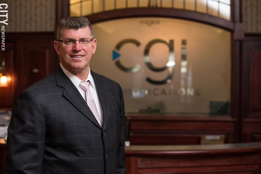 CGI's CEO, Bob Bartosiewicz. - FILE PHOTO
