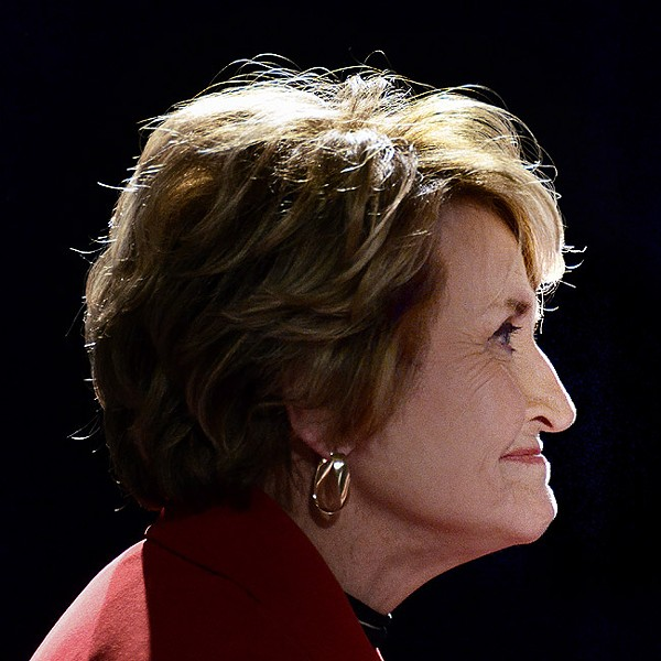 Democrat Louise Slaughter. - FILE PHOTO BY MATT DETURCK