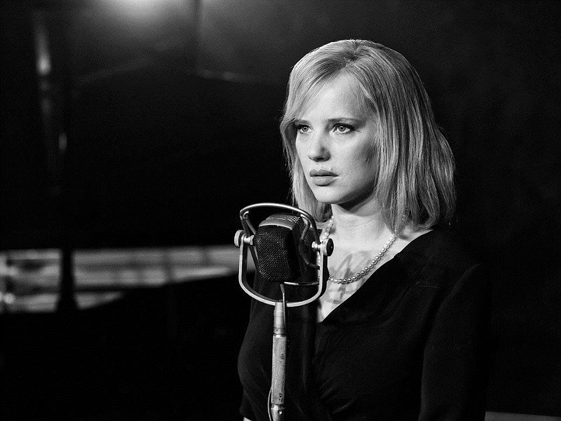 """Joanna Kulig in """"Cold War,"""" screening as part of the Rochester Polish Film Festival. - PHOTO COURTESY AMAZON STUDIOS"""