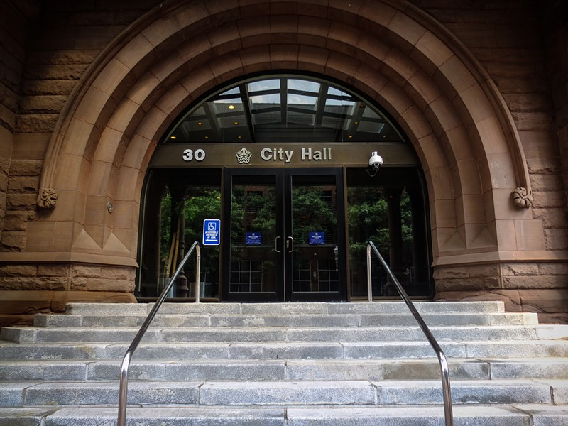 Rochester City Hall - FILE PHOTO