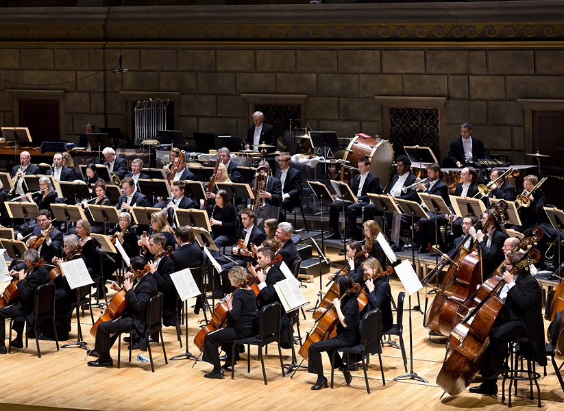 Guest conductor Fabien Gabel, violinist Simone Porter, and cellists Andrei Ioniță and Inon Barnatan return to the RPO next season. - PHOTO PROVIDED