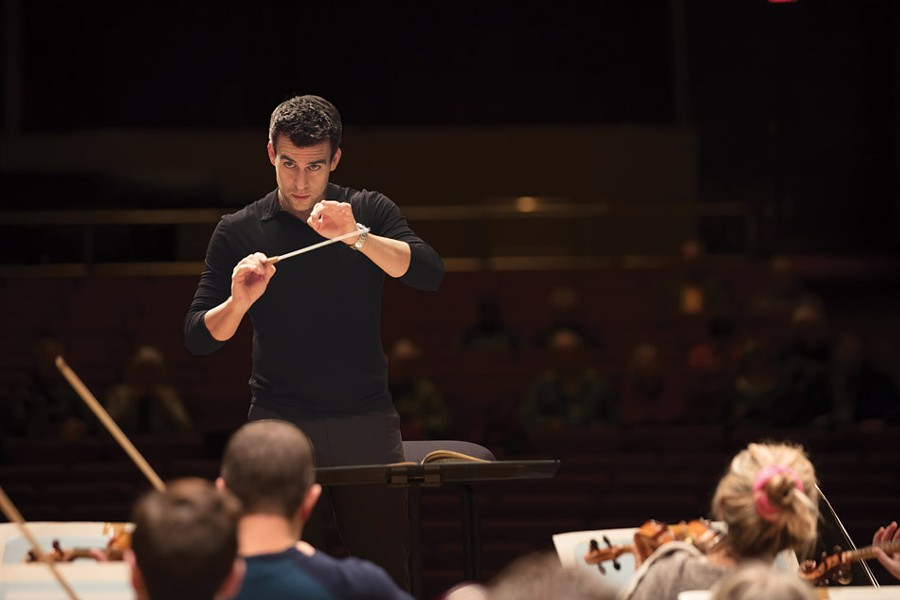 RPO Music Director Ward Stare proved to be a highly intelligent guide to the sprawling, five-moment structure of Mahler's Seventh Symphony. - PHOTO PROVIDED