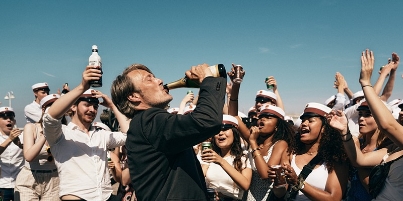 """Mads Mikkelsen indulges in """"Another Round."""""""