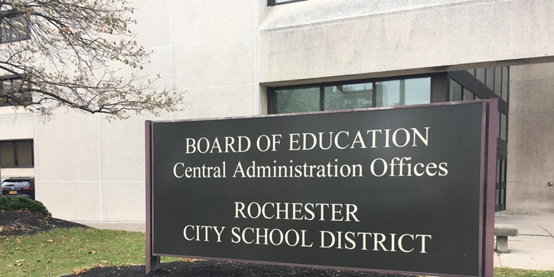 The Rochester City School District