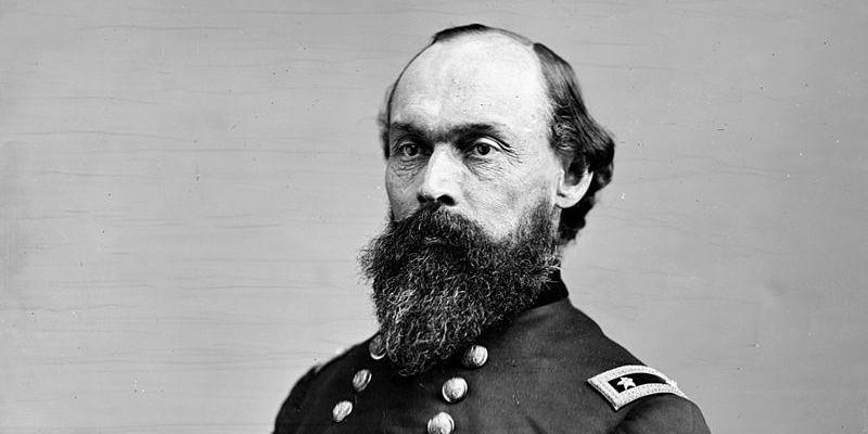 Gen. Gordon Granger, a Sodus native who delivered the news of emancipation to Texas.