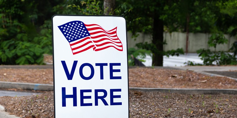 Early voting under way in Monroe County