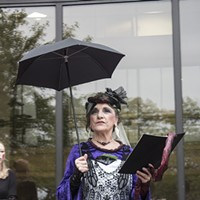 Rochester Fringe 2016: Grimms' Mad Tales  PHOTO BY ASHLEIGH DESKINS