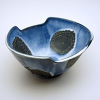 "Flower City Pottery Invitational 2017 Albany-based potter Brian R. Jones says his current work is a reflection of his interest in ""the investigation of the transformative character of memories,"" with recollections of time, place, or feeling serving as a point of departure for the contemplation of form, color, and tone. PHOTO PROVIDED"