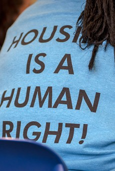 Housing activists have been pushing for stronger tenants-rights laws for more than two years.