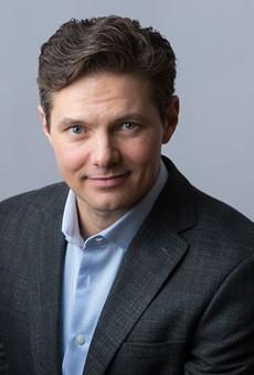Veteran journalist David Andreatta will be CITY newspaper's new editor.